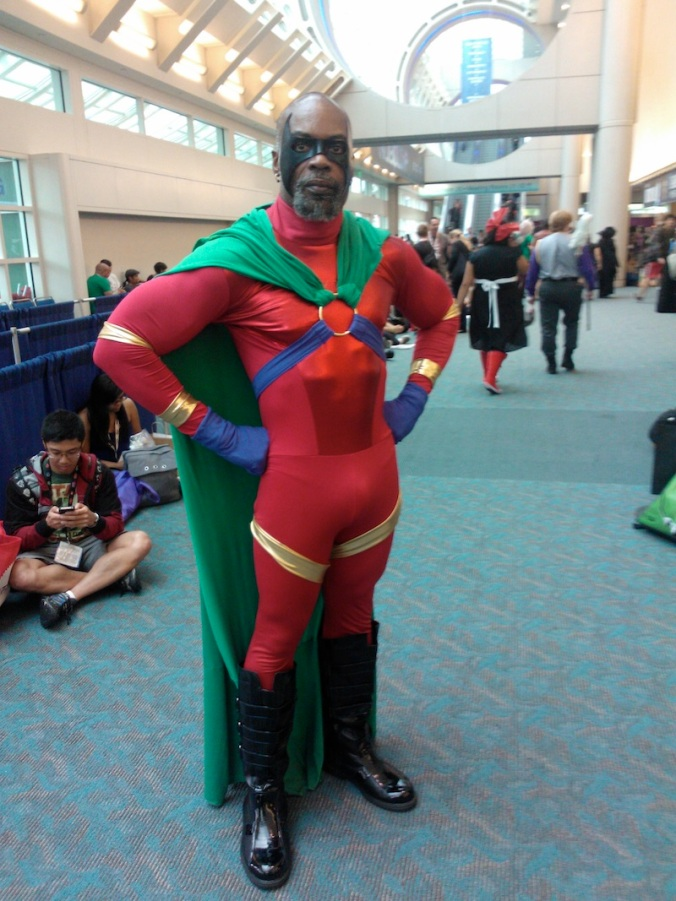 "Name this hero. Hint: Google/Bing ""Milestone Comics"""