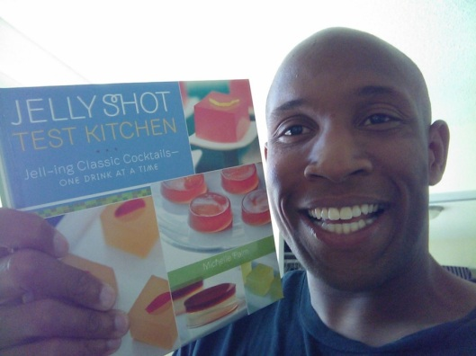 With this awesome gift from Emme, I will finally learn to make Jell-O!