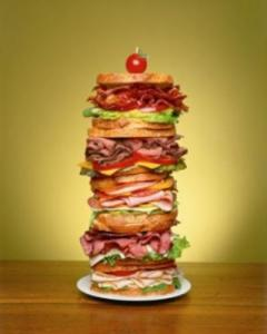 For those of you on a diet. (From http://www.triumf.ca)