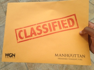 So Classified, I'm showing you right now!