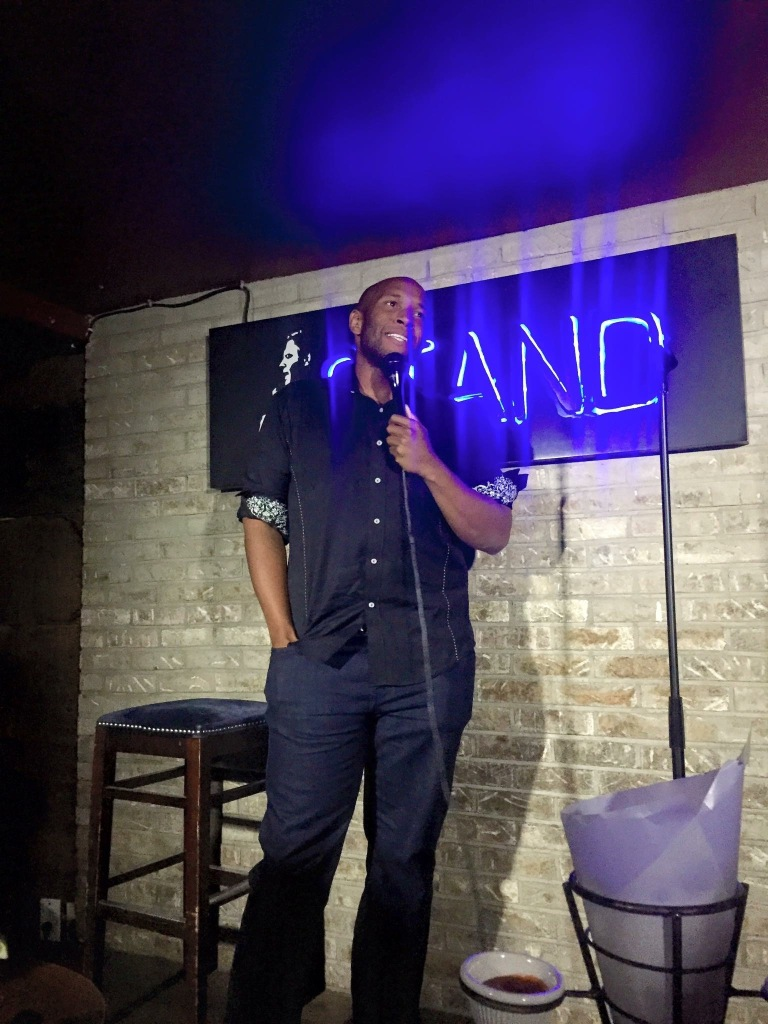 Got to do standup for the first time in NYC